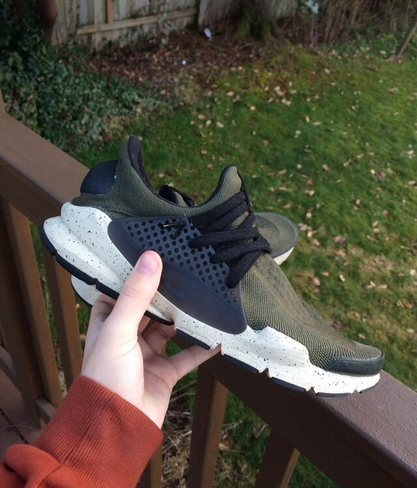 ad2bb8c56cb7c Nike Nike Sock Dart Uncaged 9 10 Cond. Size 10 - Low-Top Sneakers ...