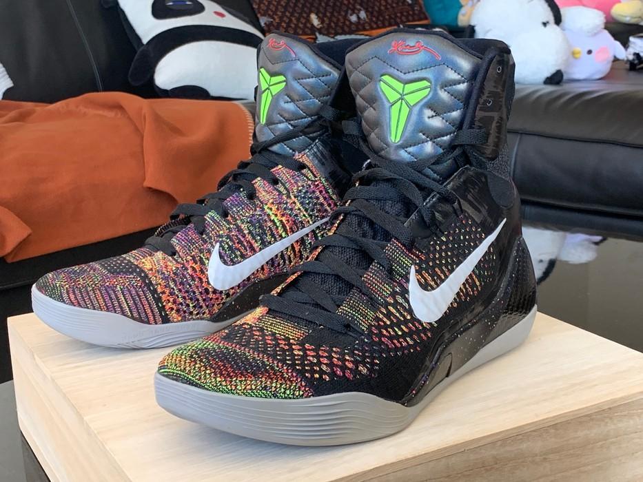835ef6d278f Nike Kobe 9 Elite Masterpiece Size 9.5 - Hi-Top Sneakers for Sale ...