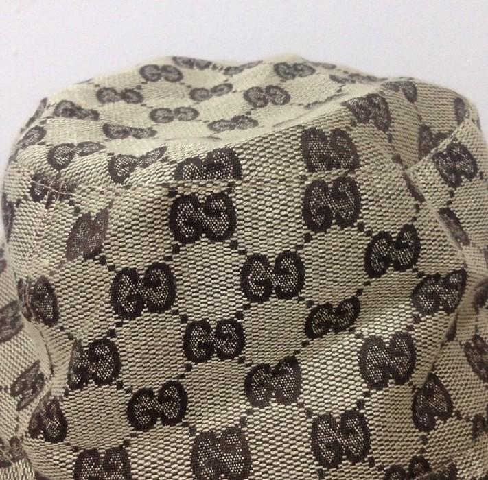 e39ae8c12f44b Gucci Vintage Gucci Monogram Bucket Hat made in italy not louis vuitton  fendi chanel balenciaga givenchy