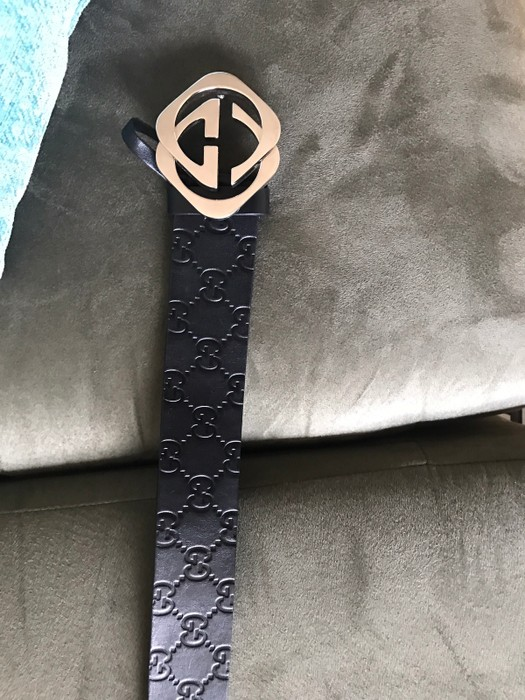 aaa52169d74 Gucci Guccissima Belt With Square G Size 36 - Belts for Sale - Grailed
