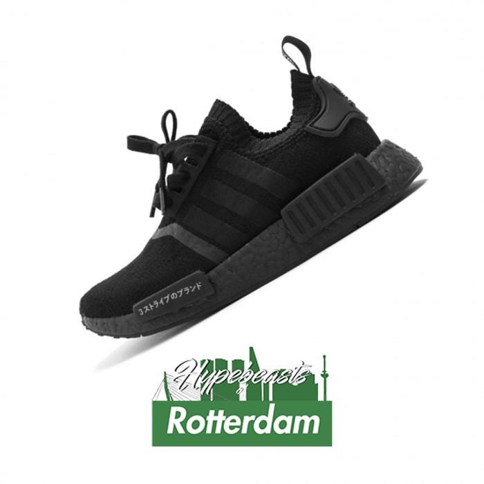 e21de627c4fdf Adidas Adidas Originals NMD R1 PK Primeknit Triple Black Japan 10 US ...
