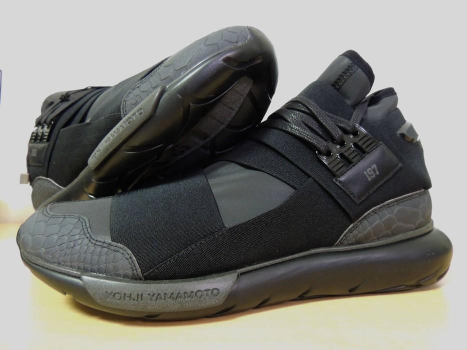 8d49ff9d3 Y-3. Adidas Y-3 Qasa High 300 ...