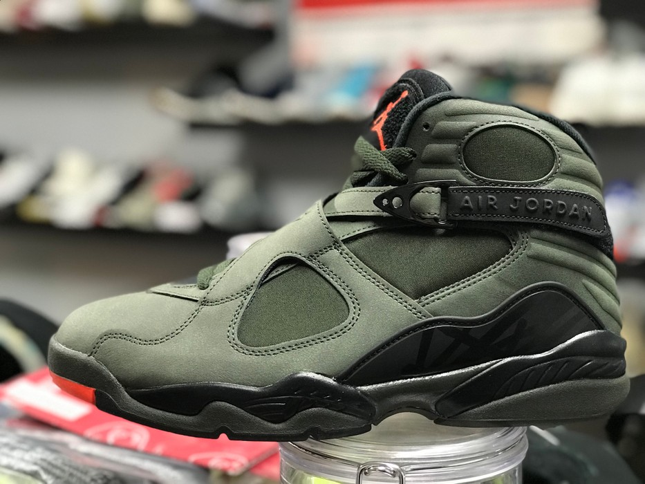 8ee5e4c5716a87 Nike Jordan 8 Take Flight Undefeated Size 9.5 - Hi-Top Sneakers for ...