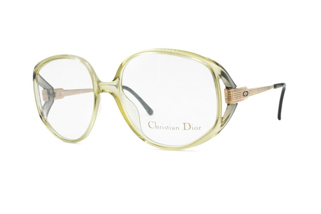 2584332dd42 Dior Christian dior mod. 2394 vintage big round oval eyewear frame ...