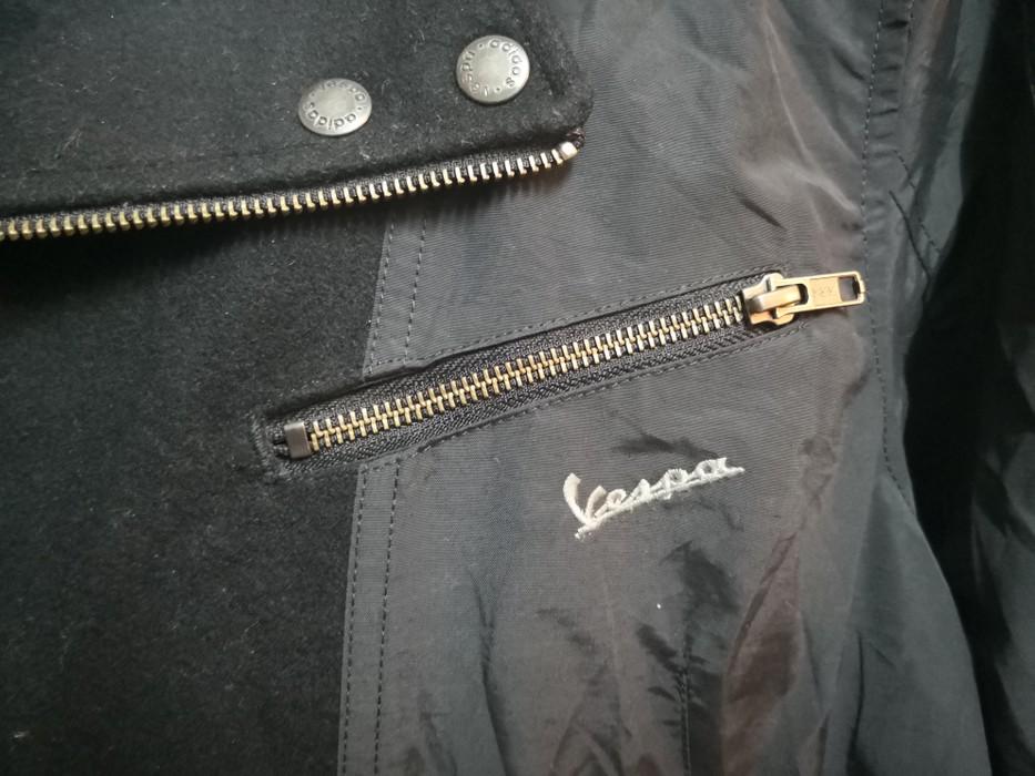 93b4111e1744 Adidas ADIDAS X VESPA BIKER JACKET Size m - Denim Jackets for Sale ...