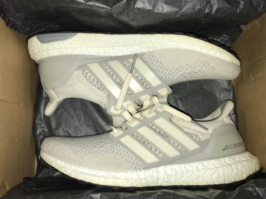 f3d4028bc3a65 Adidas Ultra Boost LTD Cream Chalk Size 8.5 - Low-Top Sneakers for ...