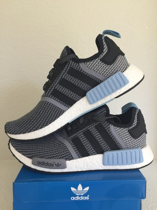 7c9c854752eb7 Adidas NEW adidas NMD R1 Clear Blue S79159 Size 10 - for Sale - Grailed