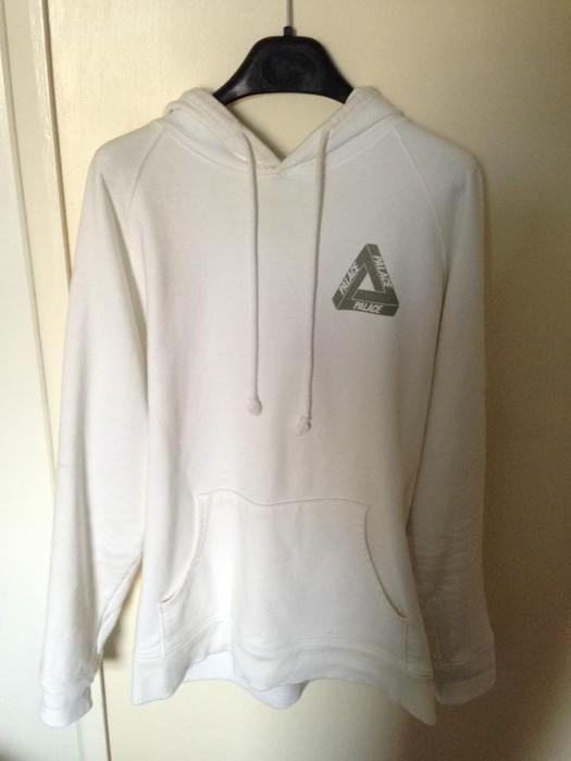 f0f945ed3373 Palace Palace 3M Hoodie White Size xl - Sweatshirts   Hoodies for ...