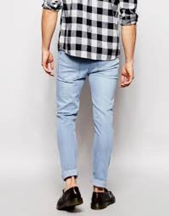 8f853c11de5 Cheap Monday Tight Stonewash Blue Jean Size 34 - Denim for Sale ...