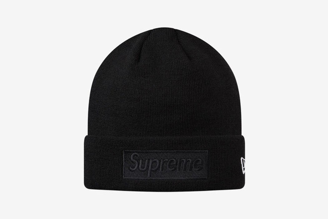 be924eedcd9 Supreme New Era Tonal Box Logo Beanie Size one size - Hats for Sale ...