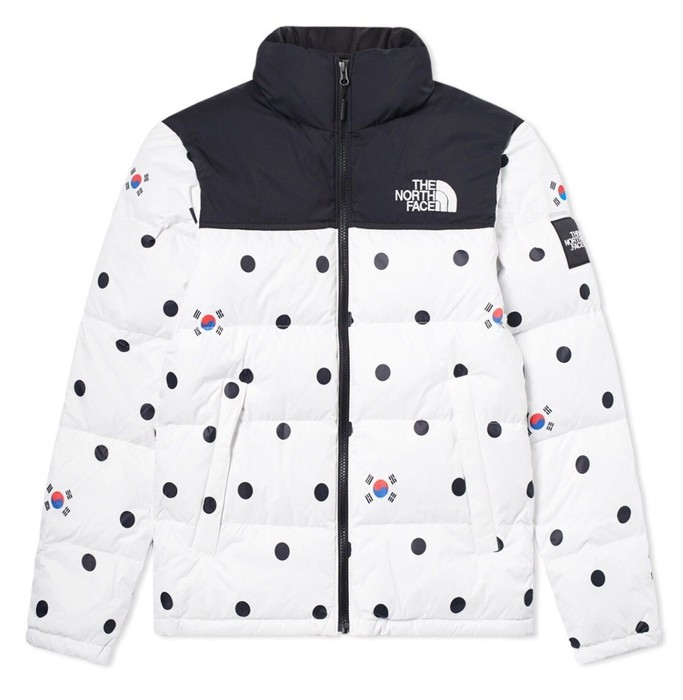 d8b29f5cdef7 The North Face. The North Face International Collection IC Nuptse ...