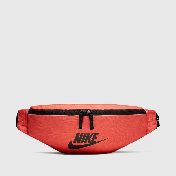 new concept e0464 e3a44 Nike Nike Heritage Hip Pack Gym Sack Bag Size ONE SIZE
