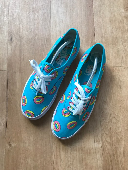 f3f683eea650 Vans Odd Future Donut Authentic Lows Size 11 - Low-Top Sneakers for ...