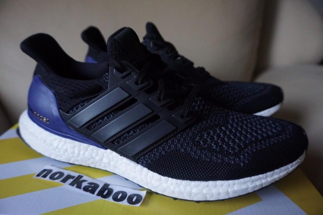 f57c930c870ac Adidas Adidas Ultra Boost 1.0 OG Core Black Purple B27171 Size 8 ...