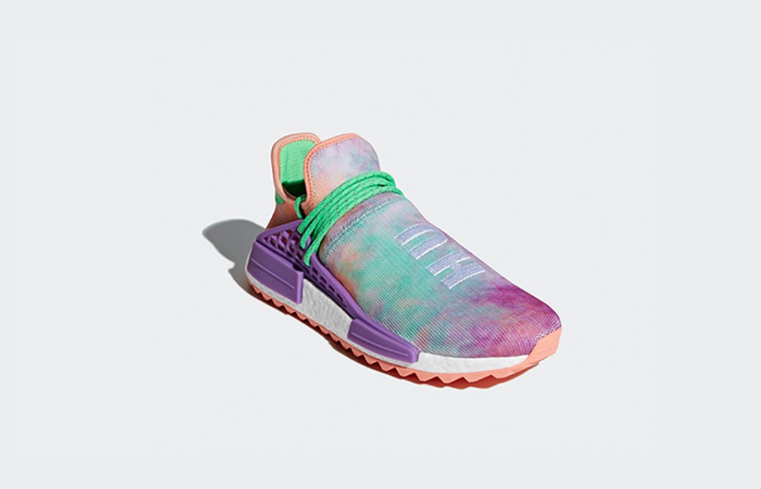 1c1b03e4f Adidas Adidas Pharrell x adidas HU Race Holi NMD Chalk Coral Size ...