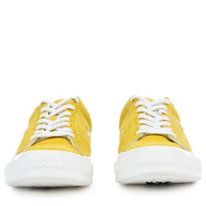 05008d05cff2da Converse Converse One Star OX Tyler The Creator Golf Wang Sulphur 159435C  2017 Size US 9.5