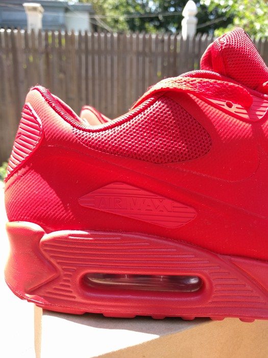 6c3efce8298 Nike Air max 90 hyperfuse independence day red Size US 10   EU 43 - 7