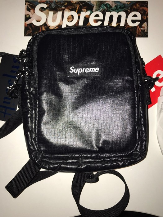 fb054805ec Supreme Supreme Side Bag   Messenger Bag BLACK Size one size - Bags ...