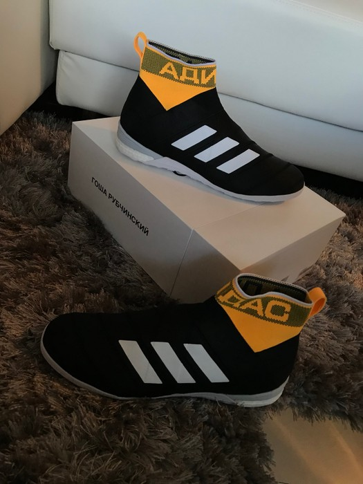 81114d2f7012 Adidas New ROWA Nemeziz Mid Size 11 - Hi-Top Sneakers for Sale - Grailed
