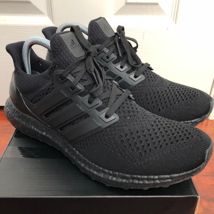 2d130d1b769fe Adidas Adidas Ultra Boost 1.0 Triple Black LTD. Size 9.5 - Low-Top ...