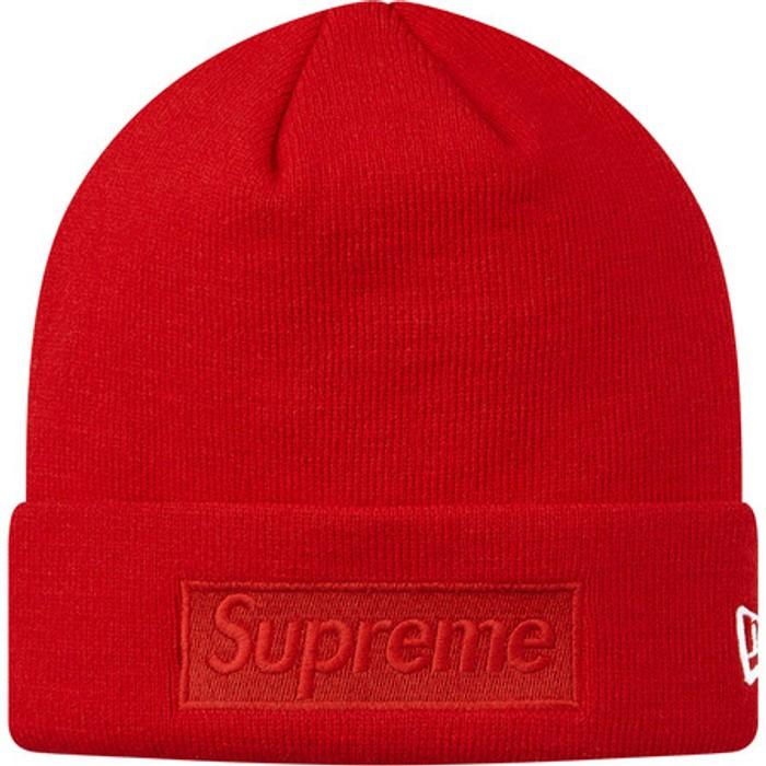 ac6f2a5ef2b25 Supreme Supreme Tonal Box Logo Beanie Size one size - Hats for Sale ...