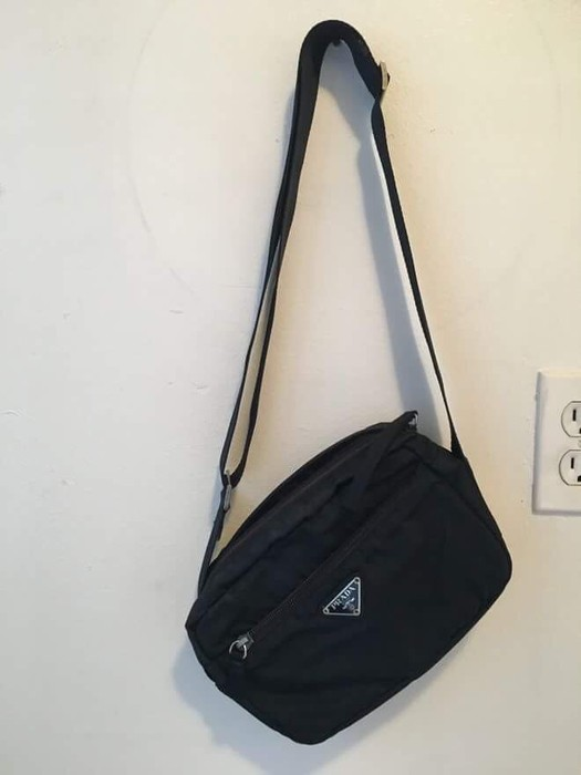 8b280210642c Prada Vintage Prada shoulder bag Size one size - Bags   Luggage for ...