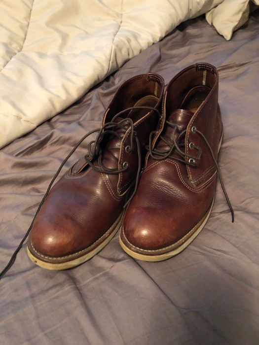 23e3f5c49f2d Red Wing Red Wing Chukka 3141 Size 12 - Boots for Sale - Grailed