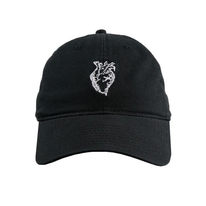 3fad256cd73ee The Weeknd. XO official issue  Heart Logo  Sport Cap Dad Hat. Size  ONE SIZE