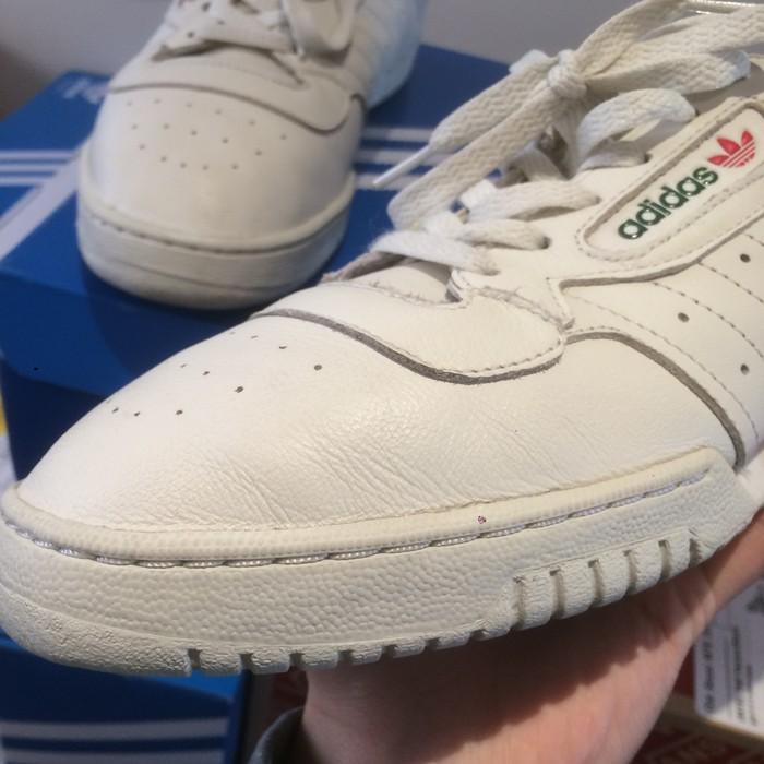 af1c5cf753d1b Adidas Adidas Yeezy Powerphase Calabasas White Cream Size US 12   EU 45 - 3