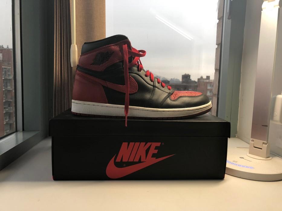 31b00e1cb0f668 Jordan Brand Jordan 1 Retro Bred