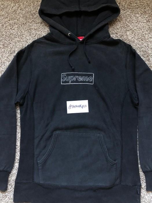 14a558922e55 Supreme Supreme X Kaws Box Logo Hoodie Size s - Sweatshirts ...