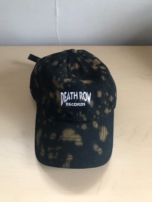 9f78da7503f45 Death Row Records Death Row Records Dad Hat Size one size - Hats for ...