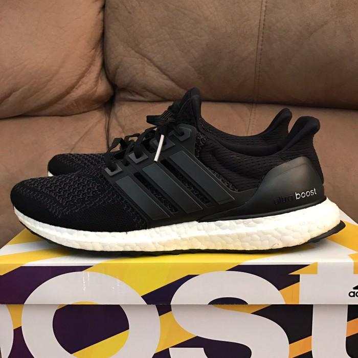 de541c377b0d6 Adidas Ultra Boost 1.0 Core Black S77417 Size 8.5 - Low-Top Sneakers ...