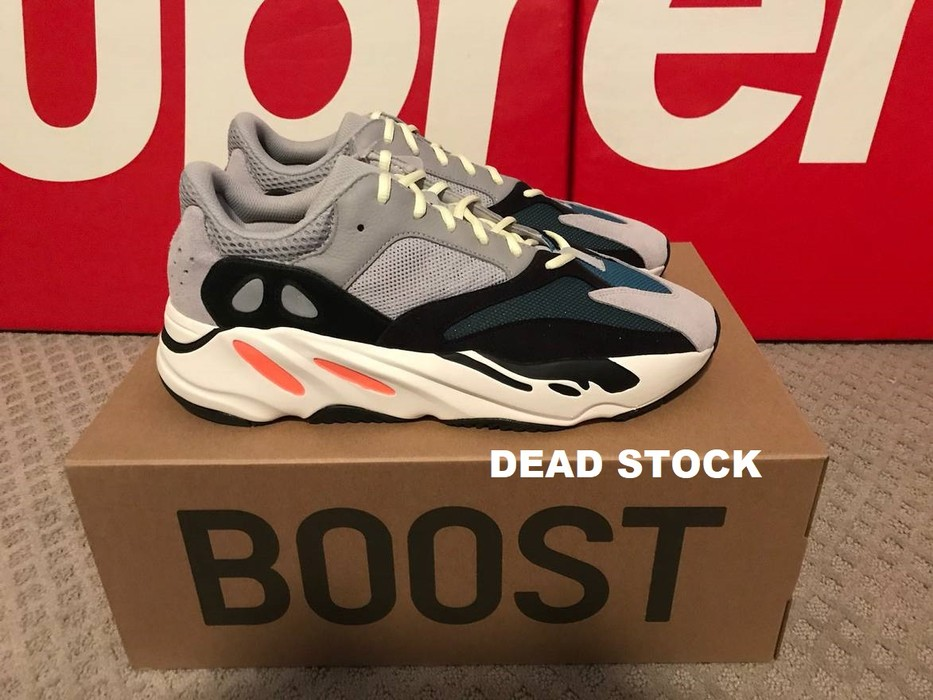 9a4c69be3 Adidas Adidas Yeezy Boost 700 Wave Runners Size 11.5 Deadstock IN HAND FREE  Shipment Tracking Size