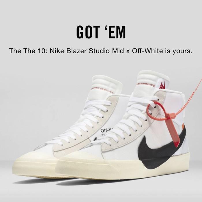 size 40 d4782 22b15 Nike Nike Blazer Mid