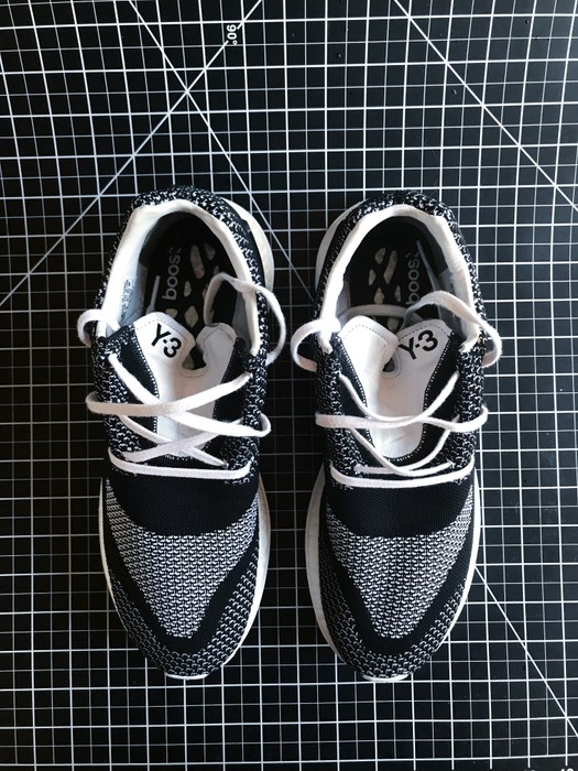 6826212b628df Y-3 Adidas Y-3 Pure Boost ZG Knit Size 9.5 - Low-Top Sneakers for ...