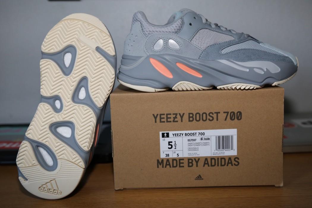 a8b94d578532a Adidas Adidas Yeezy Boost 700 Inertia Size 5.5. See photos. Size US 6