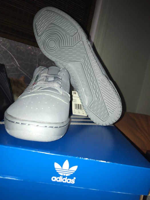 aa5246c1bb3af Yeezy Boost Adidas Yeezy Boost Powerphase Power Phase Blue Tint Human Race  Yebra Beluga Off White