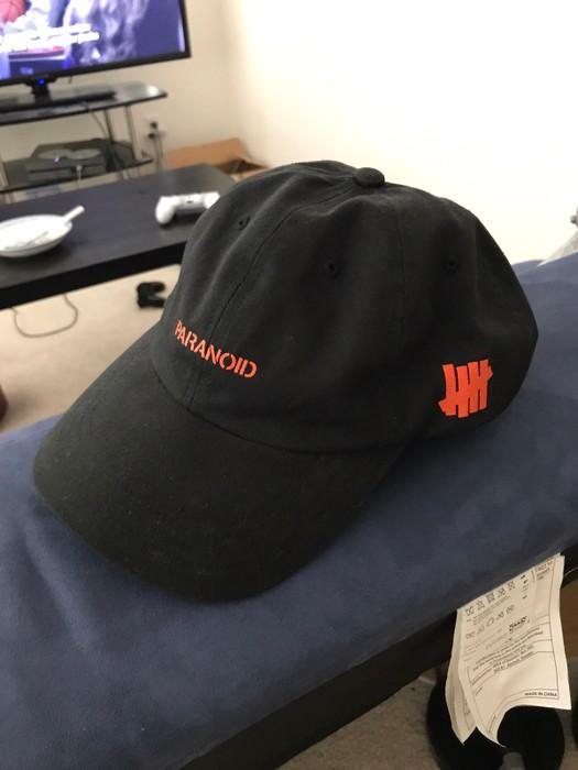 c3b94dda49805 Undefeated Paranoid Hat (UNDFTD X ASSC) Complex Con Size one size ...