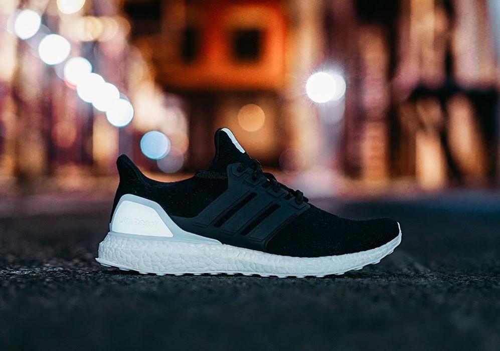6b40f23df8e Adidas MiAdidas Ultra Boost 3.0 Xeno. NYC Exclusive. Black White ...