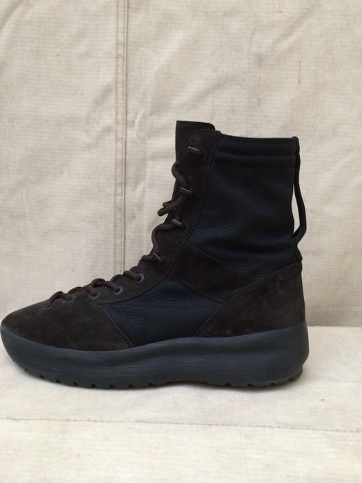 4e695a576 Yeezy Season Yeezy Season 3 Military Boot Black 43 Size 10 - Boots ...