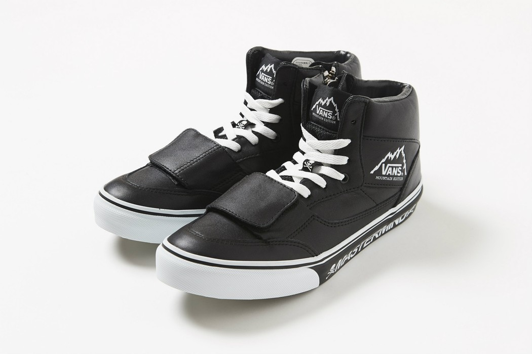 cbbf0e999c Mastermind Japan VANS x MASTERMIND MT.EDITION L black US10 Collaboration  brand new limited Size