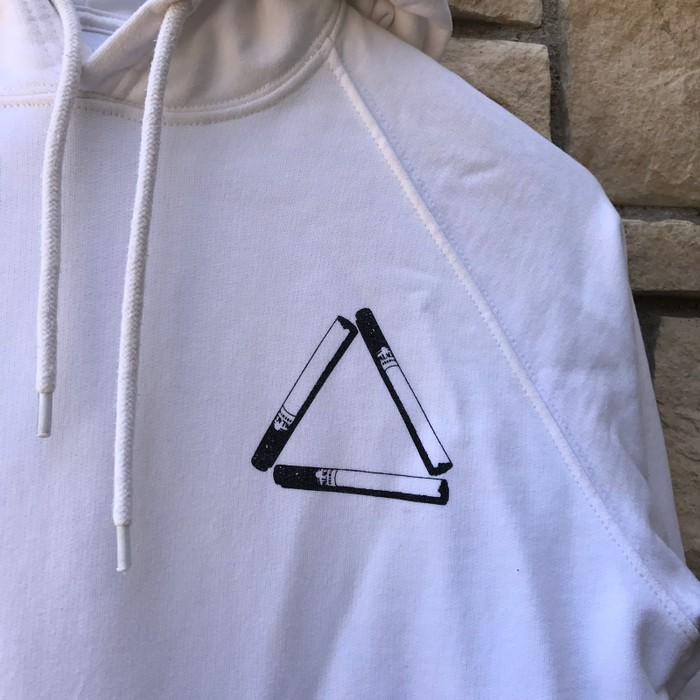 cfe97cd4cebd Palace Palace Tri-Smoke Hoodie White Size s - Sweatshirts   Hoodies ...
