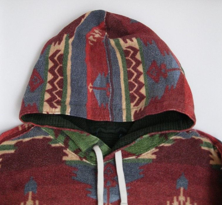 577b36cc6a Ralph Lauren Navajo hoodie Size xl - Sweatshirts   Hoodies for Sale ...