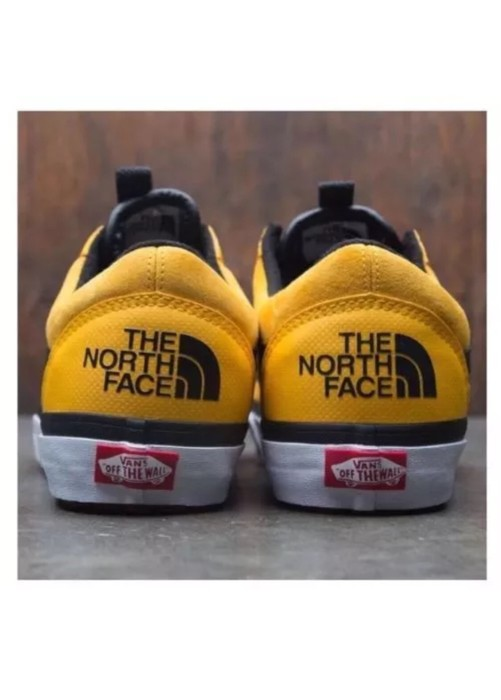 b3a7ac2305 Vans Vans Vault x The North Face Old Skool MTE Yellow Size 13 Brand New Size