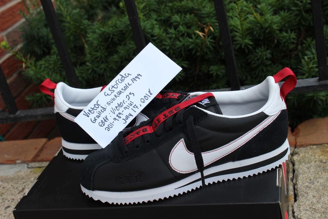 sneakers for cheap fa995 55d55 Nike Nike Cortez Kenny Kendrick Lamar DAMN Tour Collab Size US 6.5   EU 39-