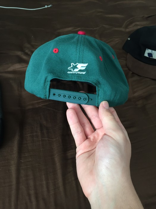 16c81255996c Golf Wang Great Wang Green Hat Tyler the Creator Size one size ...