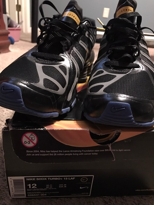 38d6737418a2 Nike Nike Shox Turbo +13 Laf Size 12 - Low-Top Sneakers for Sale ...