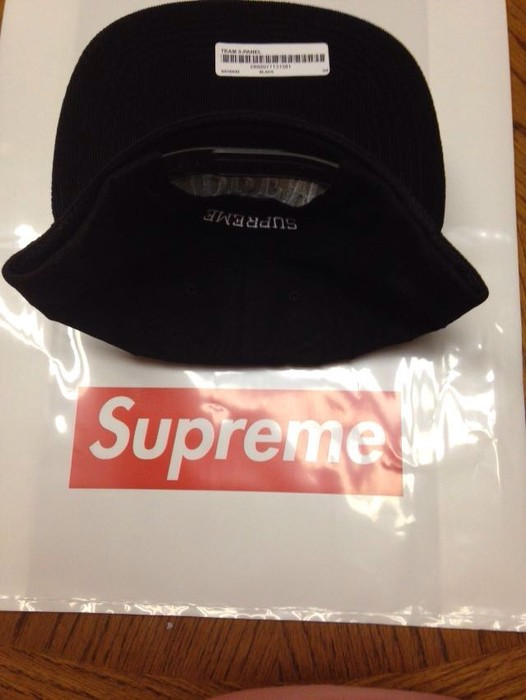 932ac5e23ab Supreme Supreme team hat Size one size - Hats for Sale - Grailed