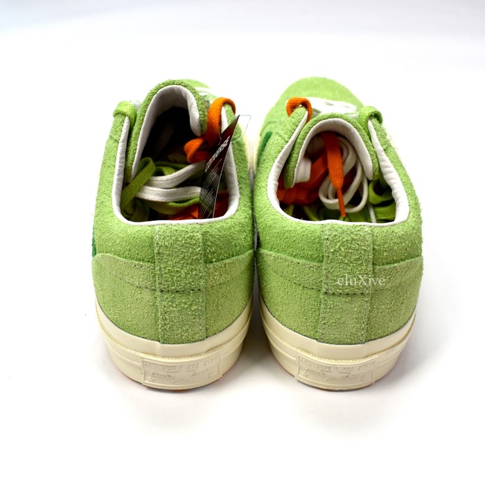 b12867e2f82fa1 Converse Golf Le Fleur Lime Sneakers DS Size 10 - Low-Top Sneakers ...